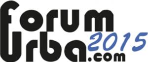 Logo de Forum Urba 2015
